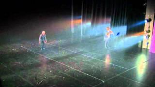 Hermann Schroeder: Sonate für Oboe solo  (Auszüge) / Tanztheater