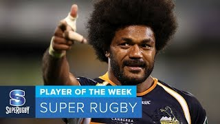 PLAYER OF THE WEEK: 2018 Super Rugby Week 16
