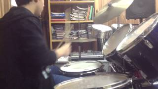 Raimundos - Papeau Nuky Doe (Drum Cover)