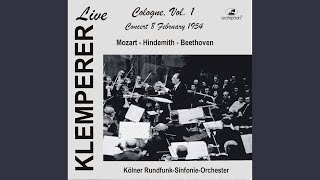 Symphony No. 29 in A Major, K. 201: III. Menuetto - Trio (Live)