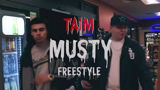 TAIM - Musty Freestyle (everybody diss) official music video