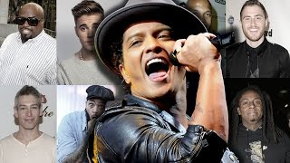 10 Songs You Didn't Know Were Written by Bruno Mars