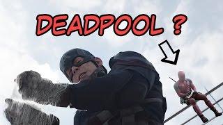 Captain America: Civil War SATISFYING Trailer (feat. Deadpool) - JakArTUBE