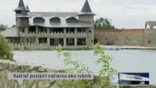 Michael Cretu in Slovak TV