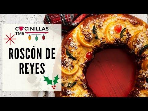 Roscón de Reyes Tradicional | Recetas Thermomix