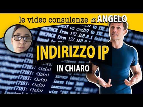 INDIRIZZO IP IN CHIARO | avv. Angelo Greco