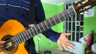 (87) Tiempo al tiempo - Kjarkas (video tutorial GUITARRA) cover explicado