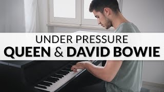 Queen & David Bowie - Under Pressure | Piano Cover