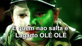 Canticos anti-Sporting/Juve leo  (com letra)