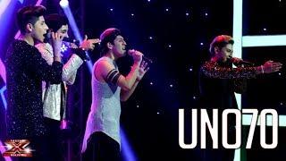 UNO 70 cautiva con su gran presentación    Dedicatorias   Factor X Bolivia 2018
