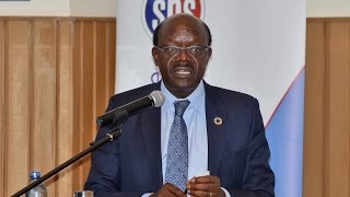 Africa's Challenges and Opportunities - Dr.Mukhisa Kituyi