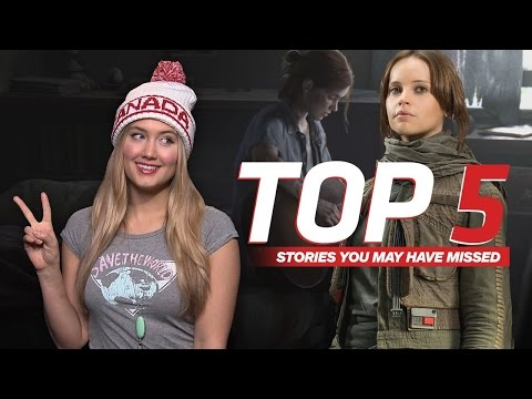 Stories You May Have Missed: Rogue One and The Last of Us 2 News - IGN Daily Fix