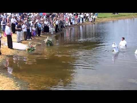 Native Ukraine Baptism Lake Wilda Stuarts,Draft Va.
