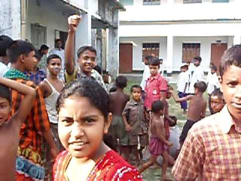 Bangladesh バングラディッシュ 学校