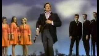 Johnny Cash-daddy sang bass
