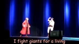 Fanime 2014: Epic Rap Battles of Anime: Edward Elric vs. Eren Jaeger