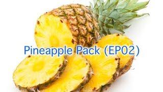 Pineapple Pack Edit - Part 2[Face cam]