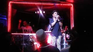 Nélia Dias, Discoteca W-Club
