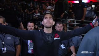 """Cult of Personality!"" CM Punk walks out in front of his home crowd at UFC 225 in Chicago"