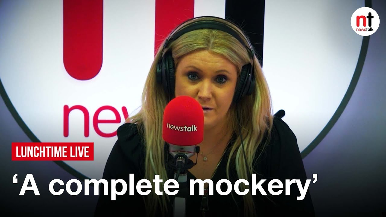 RTÉ and the Rotunda have made 'a Complete Mockery of the Restrictions' says Andrea Gilligan