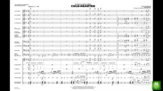Cold-Hearted by Elliot Wolff/arr. Raymond James Rolle II