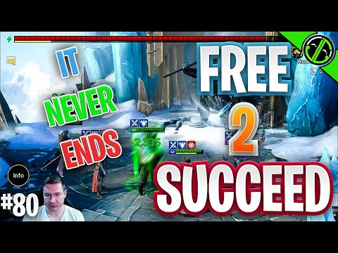 Ice Golem? More Like Ice... GOT EEEM..... | Free 2 Succeed - EPISODE 80