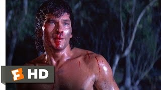 Road House (8/11) Movie CLIP - The Old-Fashioned Way (1989) HD