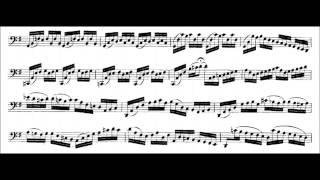 Johann Sebastian Bach: Cello Suite No.1 I-Prélude