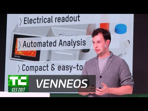 Better Drugs Through Venneos at CES 2017