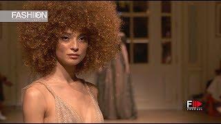 ZARDOZI Spring Summer 2019 OFS RITZ Paris - Fashion Channel
