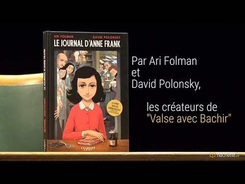 Le Journal Danne Frank Ari Folman David Polonsky Détail
