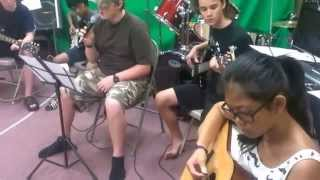 Rock Band Class: 1234