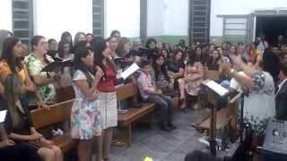 Conj Unificado AD Ouro Verde - regência de Malba Camargo