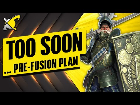 NEXT FUSION... WAY TOO SOON? | Sigmund The Highshield Pre-Fusion Plan | RAID: Shadow Legends