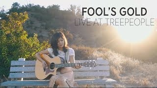 Alfa: Fool's Gold (Original Song) - Live at TreePeople