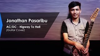 AC/DC Highway to Hell - Jonathan Pasaribu (Guitar Cover) #14