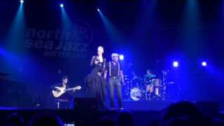 Mariza & Tito Paris At North Sea Jazz 2009