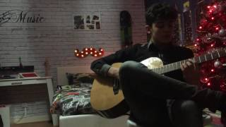 Justin Bieber - Love Yourself (cover by James Broad)