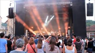 Oh No ! - Pony Pony Run Run - Live Bellegarde sur Valserine 2016