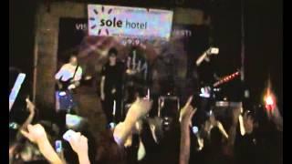 Crvena Jabuka - Tugo Nesreco (live Nis Banovina 06.09.2014.)
