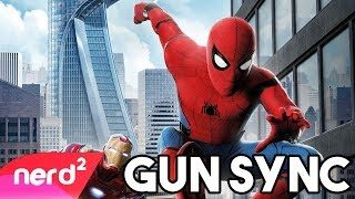 Spiderman Homecoming Song + Overwatch Gun Sync  [by Flying Cucumber] #NerdOut
