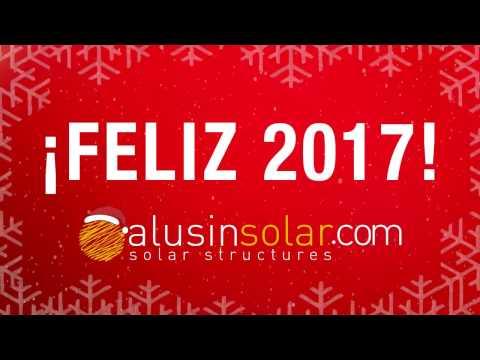 Alusín Solar |Felicitación Navidad 2016