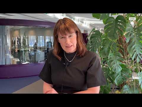 Kristina Sundin Jonsson informerar om det aktuella läget, onsdag 31 mars