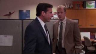 The Office - Toby's return