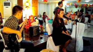DSS Christmas Party 2010 Free Fallin' Cover