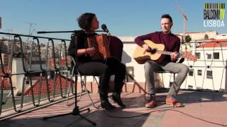 CELINA DA PIEDADE & SAMUEL ÚRIA - RUA DE AMARGURA (BalconyTV)