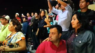Desesperada song in Parade  Carnival Veracruz 2015