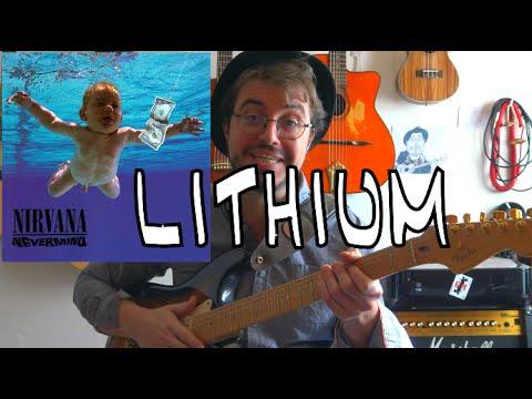 Comment jouer Lithium de Nirvana à la guitare