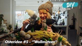 Osteridee #5 Wollmützen/Werbung