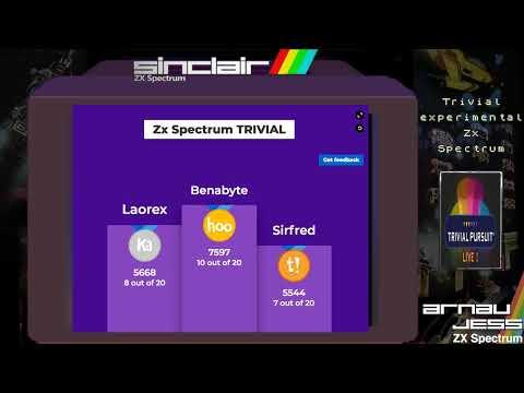 TRIVIAL (experimental) Zx Spectrum